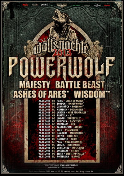 battlebeasttourposter