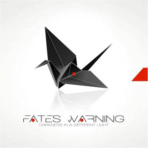 Fates Warning - Darkness In A Different Light Artwork