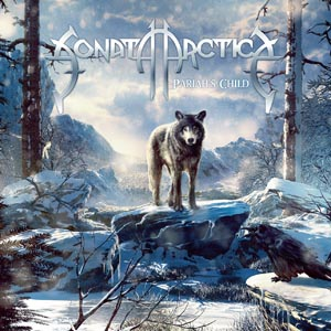 Sonata Arctica Pariahs Child Artwork