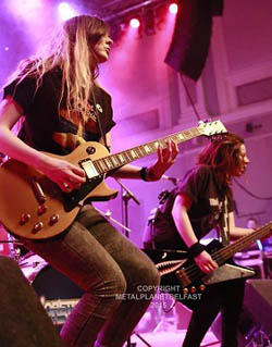 The Amorettes - Ulster Hall