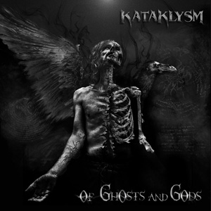 Kataklysm - Of Ghosts And Gods artwork