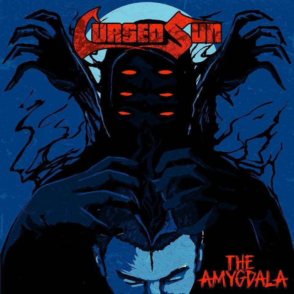 Cursed Sun - The Amygdala