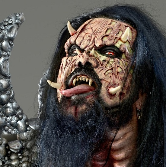Mr Lordi - Monstereophonic Close Up