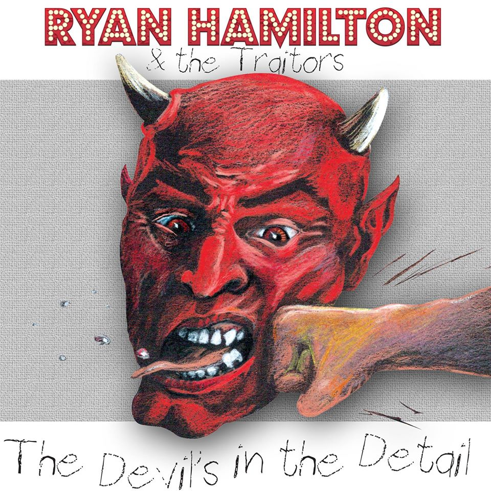 Ryan Hamilton Devil artwork