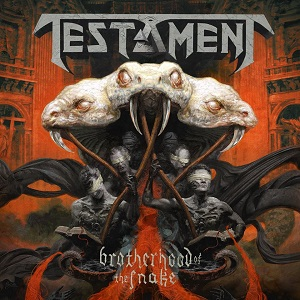 Testament - The Brotherhood of the Snake 2016
