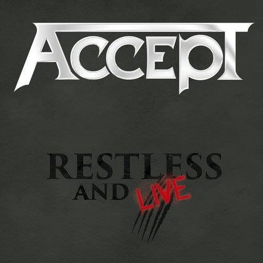Accept - Restless And Live artwork