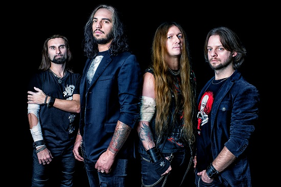 ARTHEMIS Blood-Fury-Domination    promo pic by Annalisa Russo