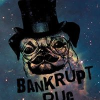 Bankrupt Pug art