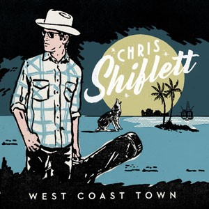 Chris Shiflett album artwork