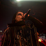 Dani Filth Belfast October 2017