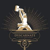 Dyscarnate - With All Their Might Artwork