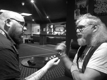 HRH NWOBHM DJ Interviewing Kev Riddles