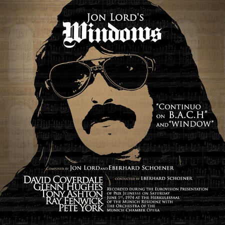 Cover Jon Lord Windows