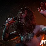 Kvelertak Sheffield 2017