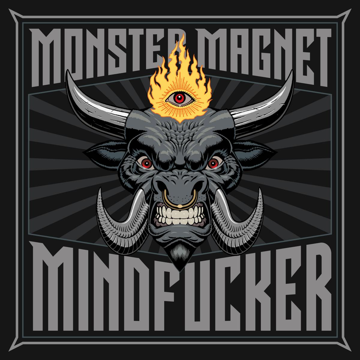 Monster Magnet Mindfucker artwork