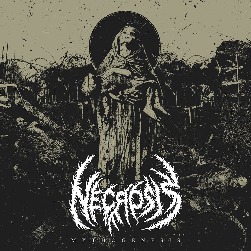 Necrosis artwork