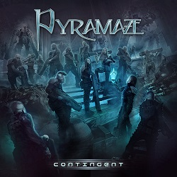 pyramaze artwork