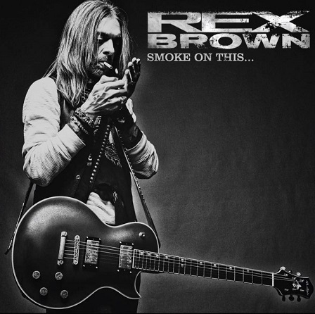 Rex Brown cover