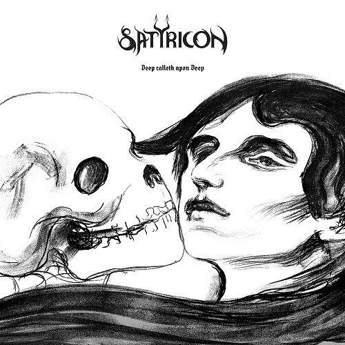 Satyricon - Deep calleth upon Deep - Artwork