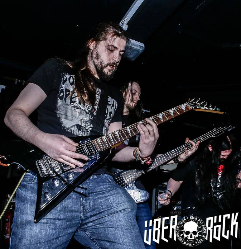 Scimitar - Voodoo Belfast - January 2017