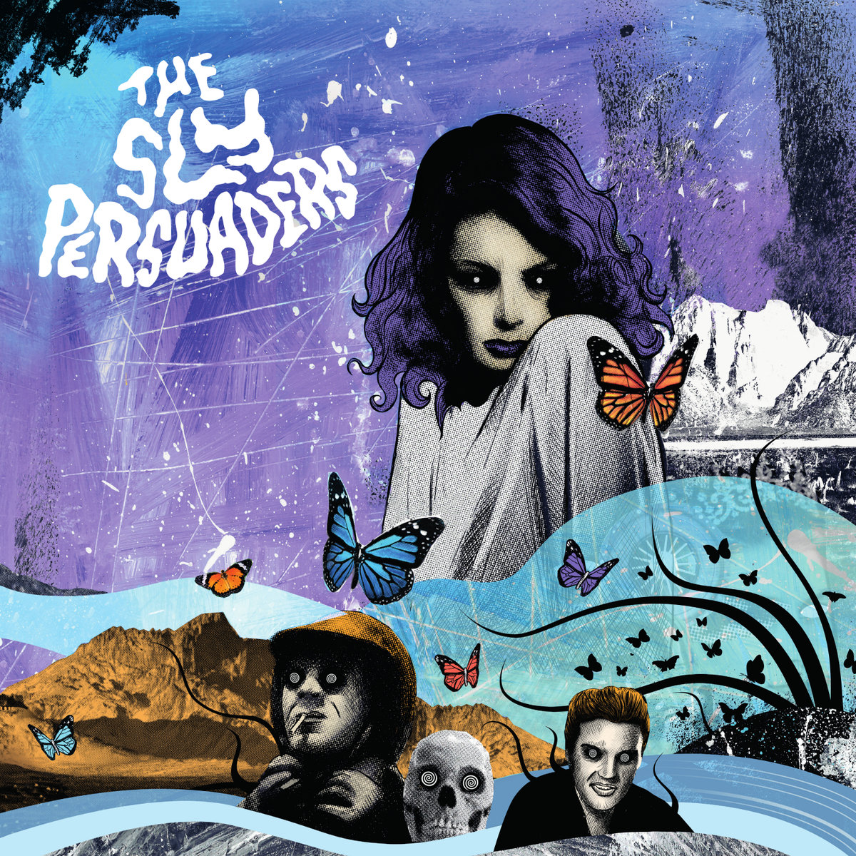 Sly Persuaders cover