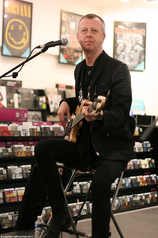 Thunder - HMV Manchester - Chris