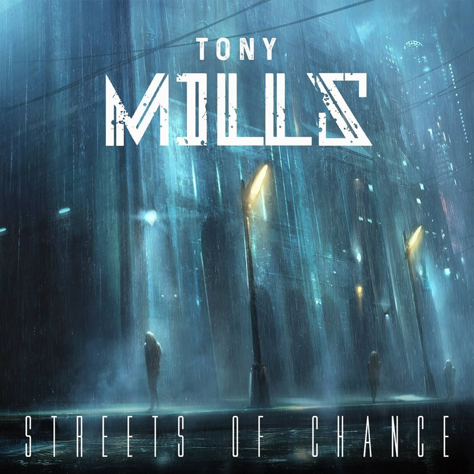 Tony Mills artwork