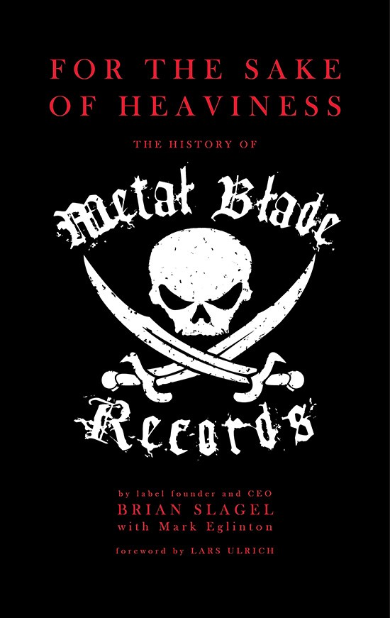 Metal Blade book cover